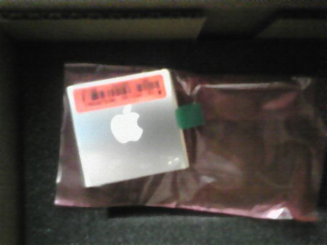 iPod到着